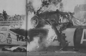 83 people, including both spectators and drivers, were killed in the worst accident in motorsports history.
