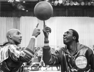 The Globetrotters reached their greatest fame in the 1970s led by Curly Neal and Meadowlark Lemon.