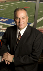 In just two years, June Jones has SMU back in a bowl game for the first time in 25 years.