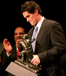 The jury is still out on whether 2004 Heisman winner Matt Leinart can be a successful pro player.