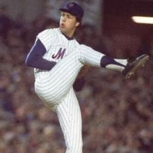 Jon Matlack was the NL Rookie of the Year in 1972. In 1974 he went 13-15 despite finishing second in the league with a 2.41 ERA.