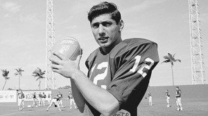 Joe Namath could not save Alabama in the 1965 Orange Bowl, but he would enjoy success at the stadium later in his career.