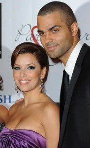 Though a three-time All-Star and member of three championship teams, San Antonio Spurs guard Tony Parker is better known to some as Eva Longoria's husband.