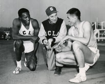 Johnson and Yang were both pupils of Ducky Drake at UCLA.