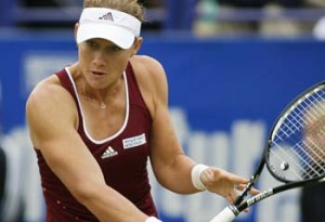 Samantha Stosur has improved to 13th in the world rankings.