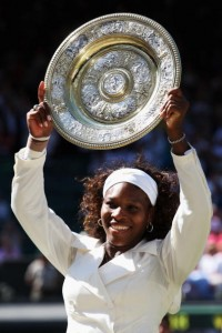 Serena Williams had back-to-back great performances to win Wimbledon.