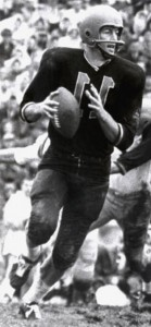 "1962 Heisman winner Terry Baker from Oregon State is considered by many to be the first of the modern era Heisman ""busts."""