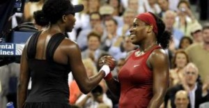 In the 2008 U.S. Open, Venus couldn't capitalize on 10 set point opportunities in losing to eventually Champion Serena in the Quarterfinals.