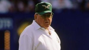 In 1989, Buddy Ryan had the Philadelphia Eagles poised to move to elite status in the NFL.