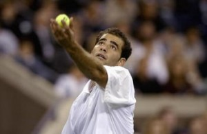 Pete Sampras was a quiet assassin on the court.