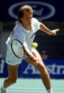 Stefan Edberg won six Grand Slam titles during his career.