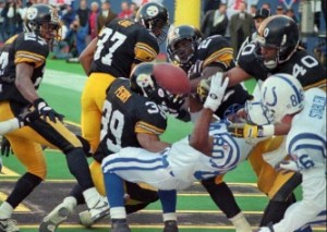 The Colts fell just short of pulling off a miracle in the 1995 AFC Championship Game.