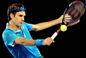 Federer is looking to add another Grand Slam to his record total.