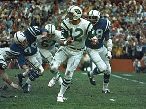 Sunday will be the biggest game between the Colts and Jets since Super Bowl III.