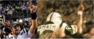 Can Sanchez duplicate the miracle of Namath and the 1968 Jets?