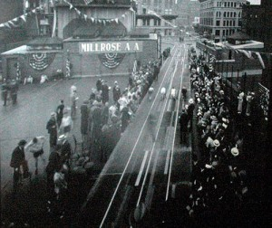 The Millrose Games have been a New York Tradition for 103 years.