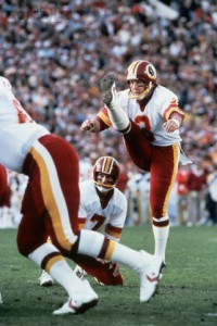 Mark Moseley kicked game-winning field goals in two games on this list. The 1983 NFC Championship Game for the Redskins and 1986 Divisional Playoff for the Browns.