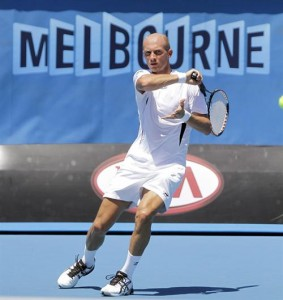 Davydenko has reached the quarterfinals at the Australian Open three times, but not since 2007.