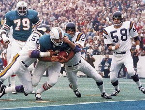 Considering how easily Larry Csonka and the Dolphins dismantled the Vikings in Super Bowl VIII, is this the worst Super Bowl of all-time?