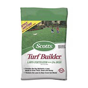 You can expect to see lots of commercials for Scotts Turf during the upcoming baseball season.