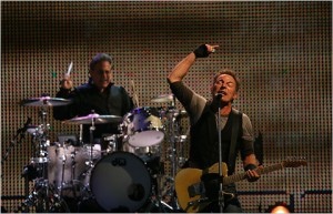 Bruce Springsteen made many memorable performances at the Meadowlands.