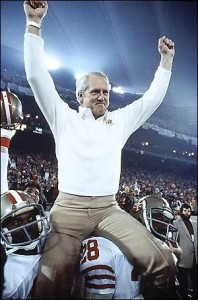 Victory in Super Bowl XVI completed an improbable season for the San Francisco 49ers.