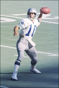 Jim Zorn was fun to watch as a quarterback in Seattle. However, he was never able to get the offense moving as the head coach in Washington.
