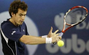 Andy Murray will look to maintain his upward movement in 2010.