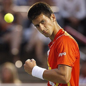 Djokovic didn't reach the semifinals in any grand slam tournament in 2009.