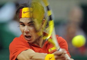 Rafael Nadal has established himself as one of the great players of this era.