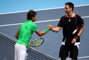 Could Rafael Nadal and Robin Soderling develop the next great rivalry in tennis?