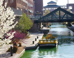 Oklahoma City built a beautiful waterfront following the 1995 bombing.