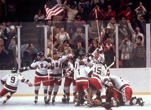 The Lake Placid miracle in 1980 was one of the biggest upsets in sports history.