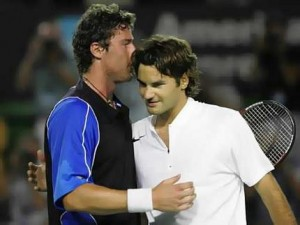 The 2005 Australian Open semifinal between Maraf Safin and Roger Federer was a classic.