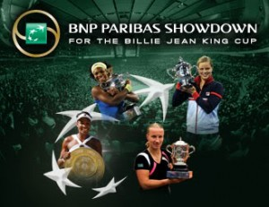 Enter the Sports Then and Now Trivia Contest to win tickets to the 2010 BNP Paribas Showdown on March 1st.