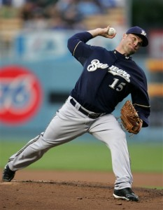 Will Ben Sheets be able to regain past form after a year out of baseball?