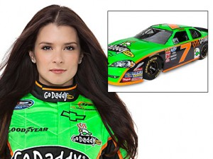 Is Danica Patrick what NASCAR needs?