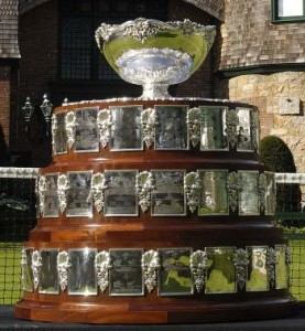 The Davis Cup has been an important part of tennis history for 110 years.