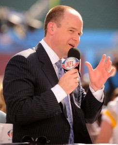 After a rough day at the Super Bowl, Rich Eisen longs for a simpler time.