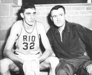 Led by Bevo Francis and coach Newt Oliver, Rio Grande went 39-0 during the 1952-53 season and then traveled the nation in 1953-54 playing in front of huge crowds against some of the best teams in the country.
