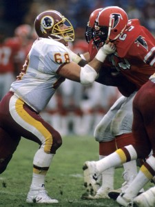 Russ Grimm was a good NFL player, but there are many far more deserving offensive linemen not in Canton.