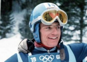 Jean Claude Killy was one of the brightest stars of the 1968 Winter Olympics.