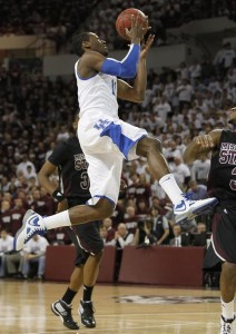 Will freshman John Wall and Kentucky have what it takes come NCAA Tournament time?
