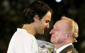 Laver and Roger Federer not only share tennis greatness, they also share birth months as their birthdates are just one day apart. Also celebrating a birthday during that same week is fellow superstar Pete Sampras.