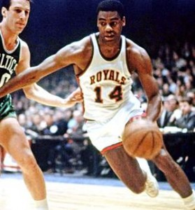 Oscar Robertson was one of the NBA stars of the 1960s.