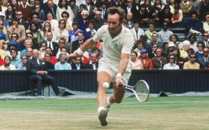Rod Laver was the greatest tennis player of his era and some believe the best of all-time.