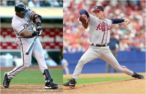 Will Frank Thomas and Tom Glavine enter the Hall of Fame when they become eligible in 2014?