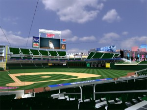 Will the new Target Field in Minnesota be a winter wonderland?