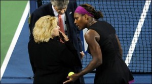 Serena Williams received much deserved criticism for her outburst at the 2009 U.S. Open, but was she acting much different than McEnroe, Connors and other men's players from the past?