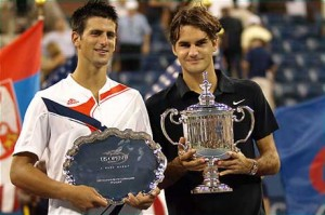 Djokovic will look to get back to his form of 2007-2008 when he lost to Federer in the US Open final and then won his only Grand Slam title at the Australian Open.
